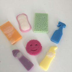 Hinch Cleaning Inspired Soy Mini Wax Melts & Wax Melt Snap Bar 3
