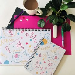 The Festive Daily and Weekly Planner Bundle is Here! Personalised. Daily Planner- A5, 180 pages. Weekly Planner- 52 colourful pages for 52 weeks. (Copy)
