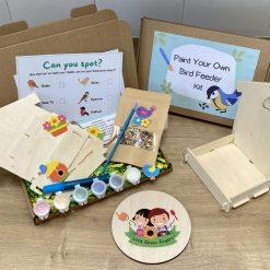 Bird Feeder Kit | Letter box gift | Activity | Gardening Gift