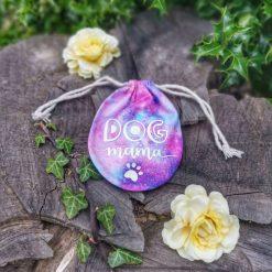 Dog Treat Drawstring Pouch Bag