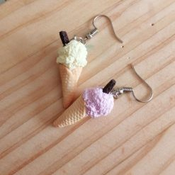 Give us a Lick... Ice cream drop earrings