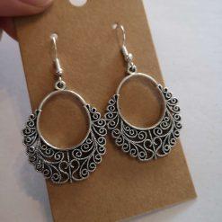*NEW* Silver Boho Earrings