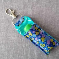 Lip Balm Holder Key Chain