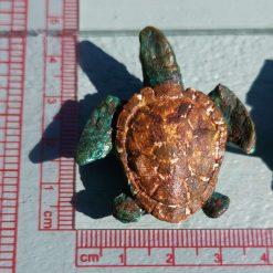 turtle fridge magnet