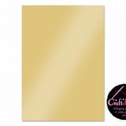 Hunkydory - Mirri Card Essentials - Glamorous Gold - A4 - 20 Sheets