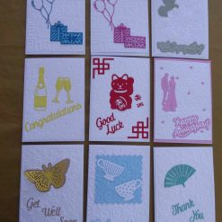 Handy Pack of Greetings Cards - Pic&Mix any 4 for £5