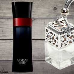 Code(Armani) inspired Hanging Car Air freshner scent diffuser