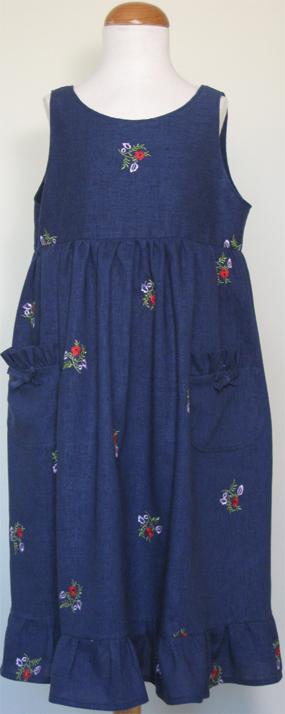 Skye Dress by SerendipityGDDs for Girls aged 8