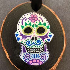 Halloween Sugar Skull (1)