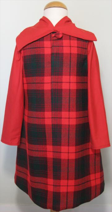 Tartan Dress by SerendipityGDDs for age 6