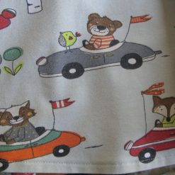 Animals in Cars Dress by SerendipityGDDs for age 2 2