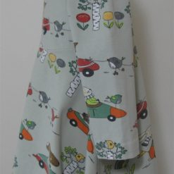 Animals in Cars Dress by SerendipityGDDs for age 2 3