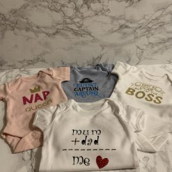 Custom made Baby vests