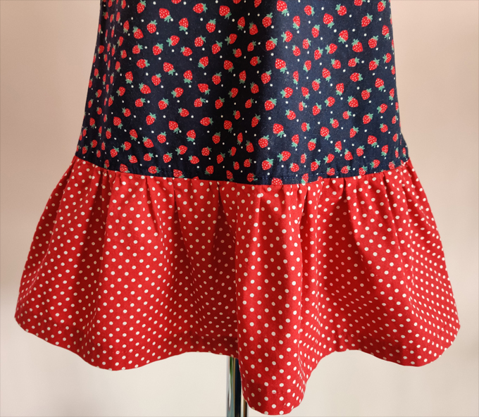 Darcy Dress by SerendipityGDDs for girls aged 2