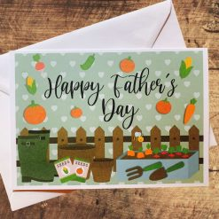 Garden - Happy fathers Day cards/ father's day cards
