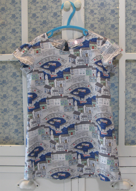 Harbourside dress by SerendipityGDDs, for age 2