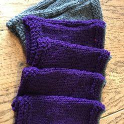 Fingerless gloves/hand warmer