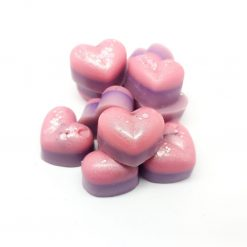 Cherry Bakewell heart (x5) melts