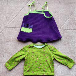 Imogen Dress & T-Shirt, by SerendipityGDDs for Age 2 1