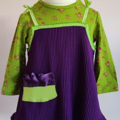 Imogen Dress & T-Shirt, by SerendipityGDDs for Age 2 2
