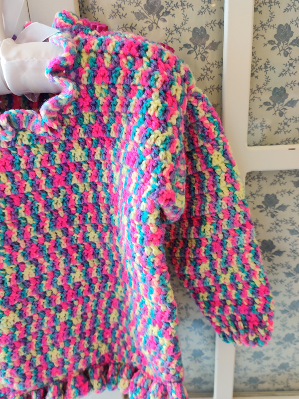 Jewel Sweater by SerendipityGDDs, for Girls aged 2