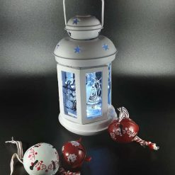 Cylindrical Lantern