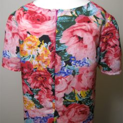 Monet Roses Dress by SerendipityGDDs, for Age 5 1