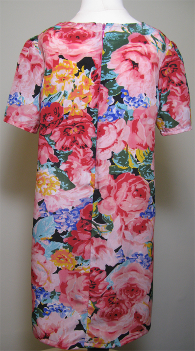 Monet Roses Dress by SerendipityGDDs, for Age 5