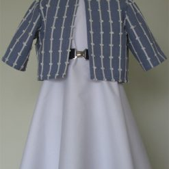 Sailor Dress & Jacket by SerendipityGDDs for Age 5