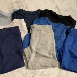 Kids Shorts & T-shirt set (mix n match)