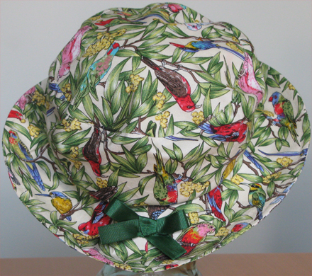 Sunhat by SerendipityGDDs for this summer and Girls aged 5 or 6