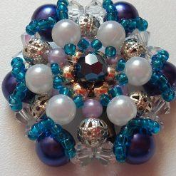 Victoriana style brooch
