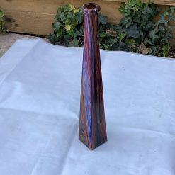 Acrylic pour Vase