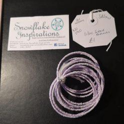 Beads - Lilac seed Beads