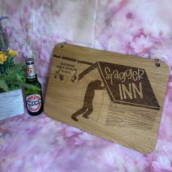 Stagger In bar Sign - Unique and Bespoke