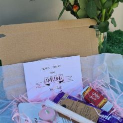 Pamper Gift 'Me Time' Gift Box, Gift for Her, Thinking of you, Spa Beauty Gift Beauty Relaxation