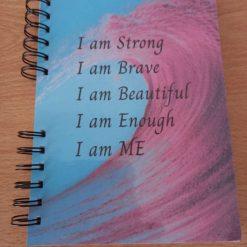I am me notebook
