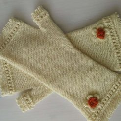 Hand Crafted and designed Wristwarmer's