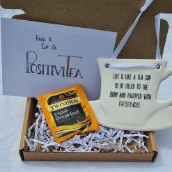 Friendship Tea Break Mini Gift Box