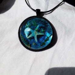 Sunken Secrets Round Necklace