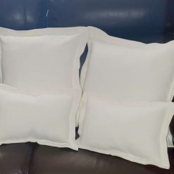 Set of 4 luxurious cushions