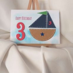 Boys boat age 3 and 4