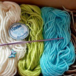 Crochet Kit - Butterfly