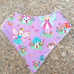 Baby Bandana Bib Fairy Design