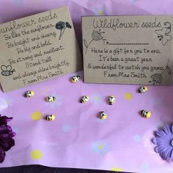 Teacher to pupil gifts