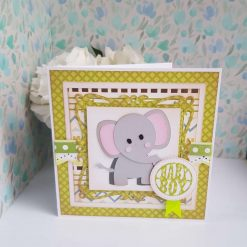 New Baby Card 123