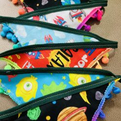 Rockets & space Bunting