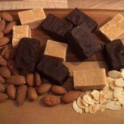 Chocolate Marzipan Fudge 150g or 750g