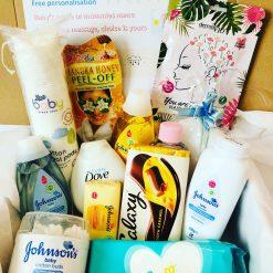 Baby hamper/baby shower gift/mum to be gift/new mum gift/new baby gift/ baby hamper