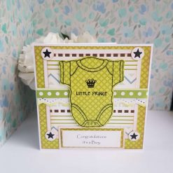 New Baby Card 124